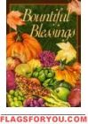 Bountiful Blessings House Flag