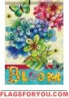 Bloom Garden Flag