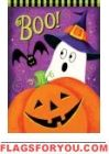Boo Friends House Flag