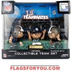 New Orleans Saints Lil' Teammates Collectible Team Set