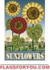 Sunflowers Garden Flag - 1 left