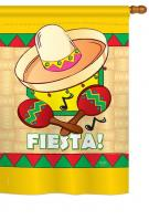 Fiesta House Flag
