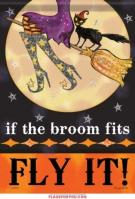 Fly It Glitter Garden Flag