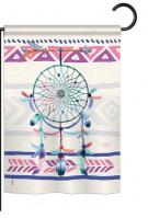 Dreamcatcher Garden Flag