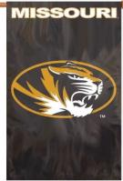 Missouri Tigers Applique Banner Flag 44\