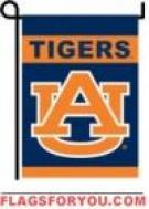 Auburn Tigers Double Sided Garden Flag