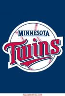 Twins Garden Window Flag 15\
