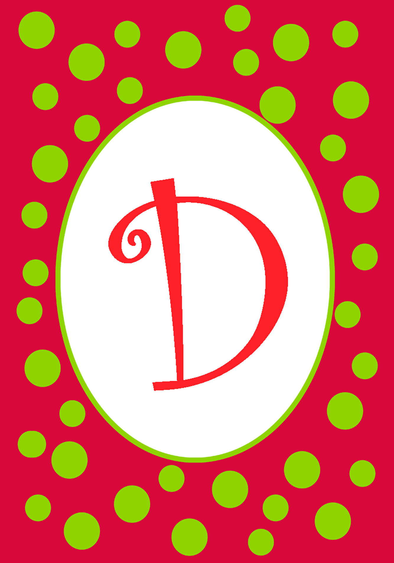 Displaying 18> Images For - Monogram D...