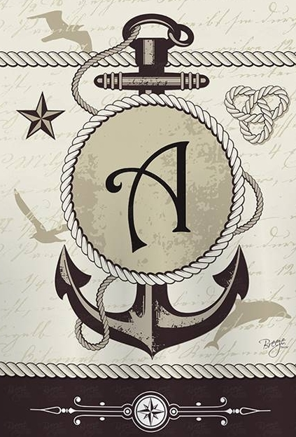 Nautical Monogram