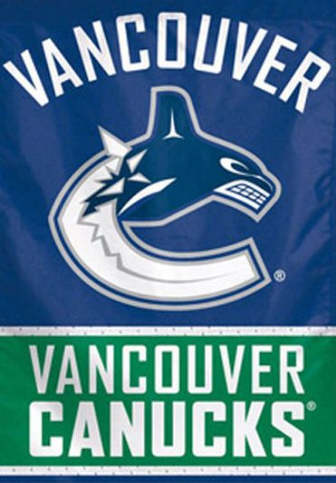 Vancouver Canucks Flags