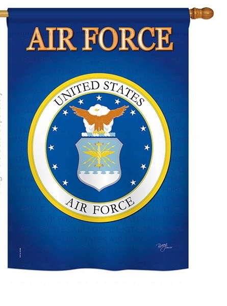 Air Force House Flag