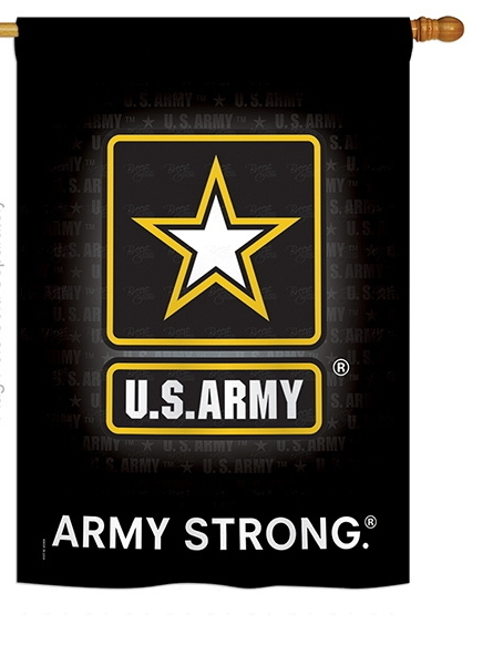 U.S. Army House Flag