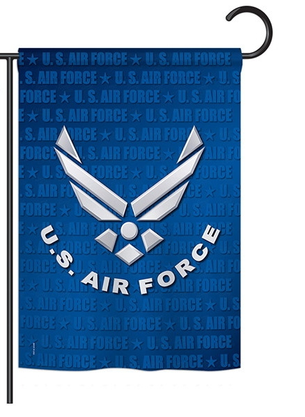 US Air Force Garden Flag