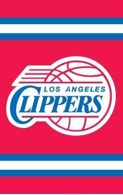 06c6a3326d8 LA Clippers Applique Banner Flag 44