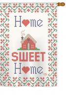 Sweet Home House Flag