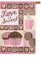 Love is Sweet House Flag