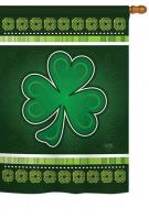 Shamrock House Flag