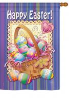 Easter Basket House Flag