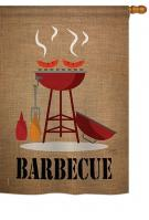 Barbecue House Flag