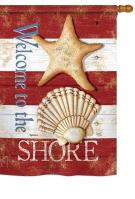 Welcome to the Shore House Flag