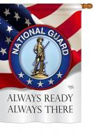 National Guard House Flag