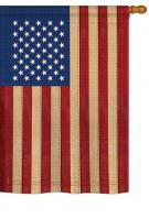 USA Vintage House Flag