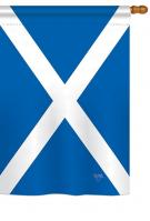 St. Andrews Cross House Flag