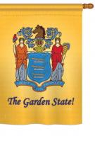 New Jersey House Flag