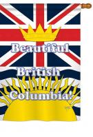 British Columbia House Flag
