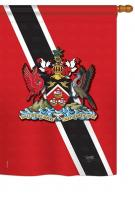 Trinidad And Tobago House Flag