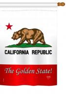 The Golden State House Flag