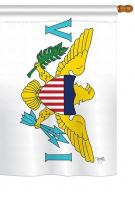 US Virgin Islands House Flag