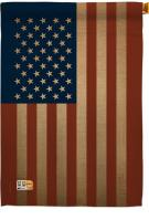 USA Decorative House Flag