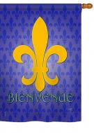 Bienvenue House Flag