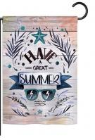 Have a Great Summer Garden Flag