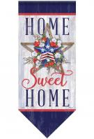 Patriotic Layers Banner