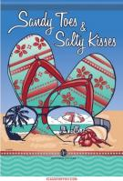 Sandy Toes / Kisses Dura Soft Garden Flag