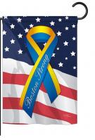 Boston Strong! Garden Flag