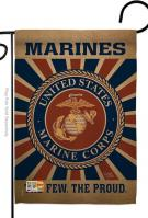Marine Corps Decorative Garden Flag