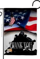 Thank You Decorative Garden Flag