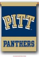 Pittsburgh Panthers Double Sided Outdoor Hanging Banner - 1 left