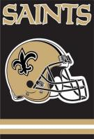 Saints Applique Banner 44\