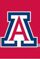 Arizona Wildcats Garden Window Flag 15\