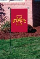 Iowa State Cyclones Garden Window Flag 15\