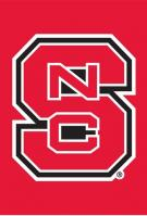 North Carolina State Wolfpack Garden Window Flag 15\