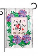 Love You Lots Mommy Garden Flag
