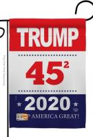 Trump Keep America Great Garden Flag