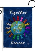 We Are Together Garden Flag