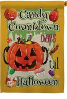 Candy Countdown House Flag