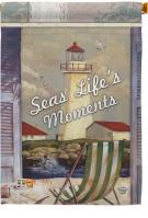 Seas Life\'s Moments House Flag